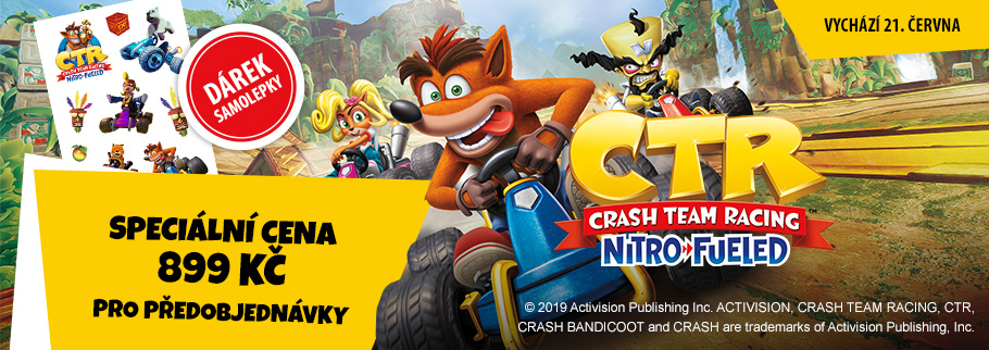 Crash Team Racing -